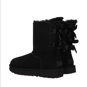 Bailey Twinface Genuine Shearling UGGpure(TM) Bow
